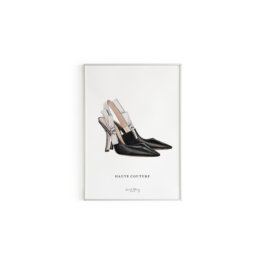 Plakát Haute Couture