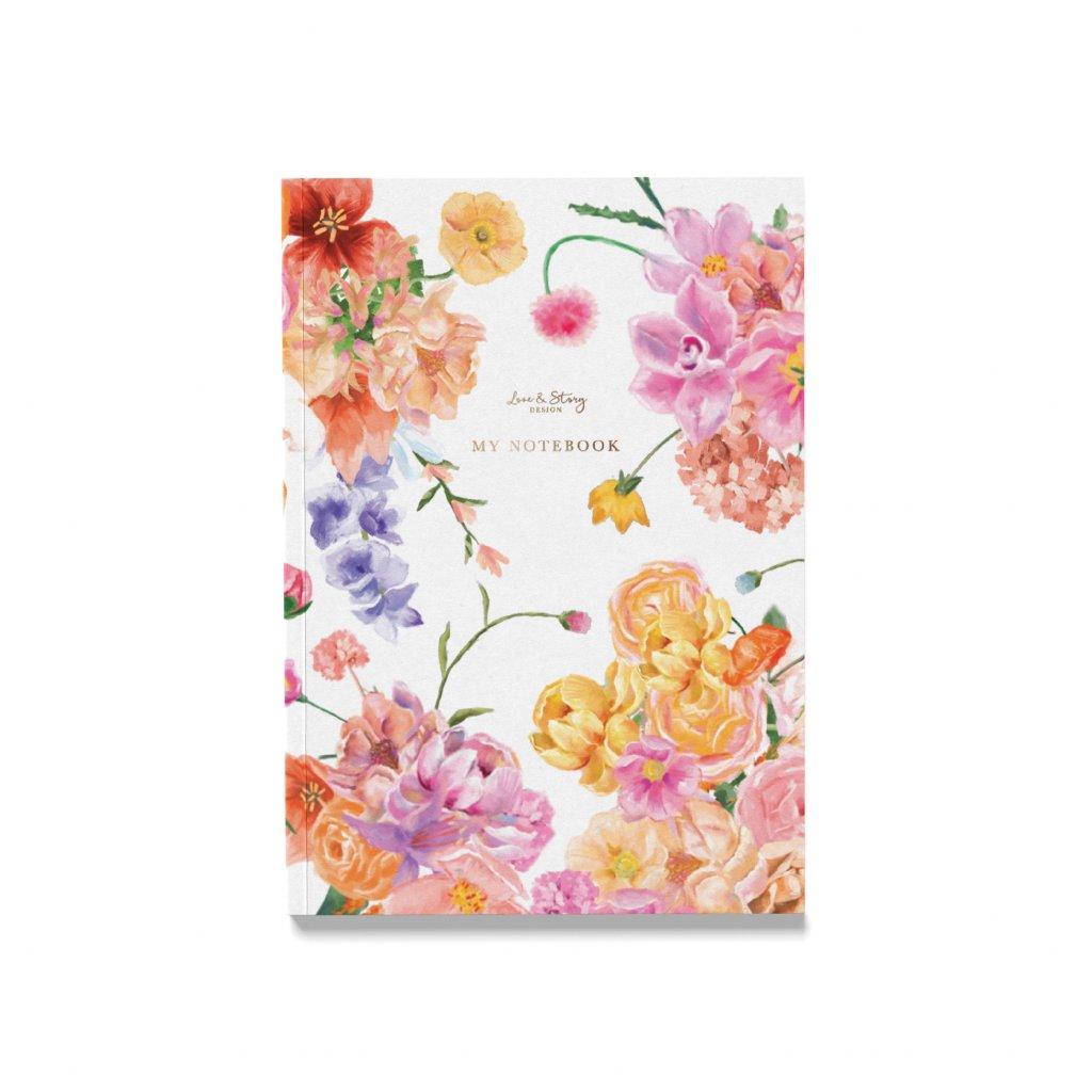 Zápisník Spring