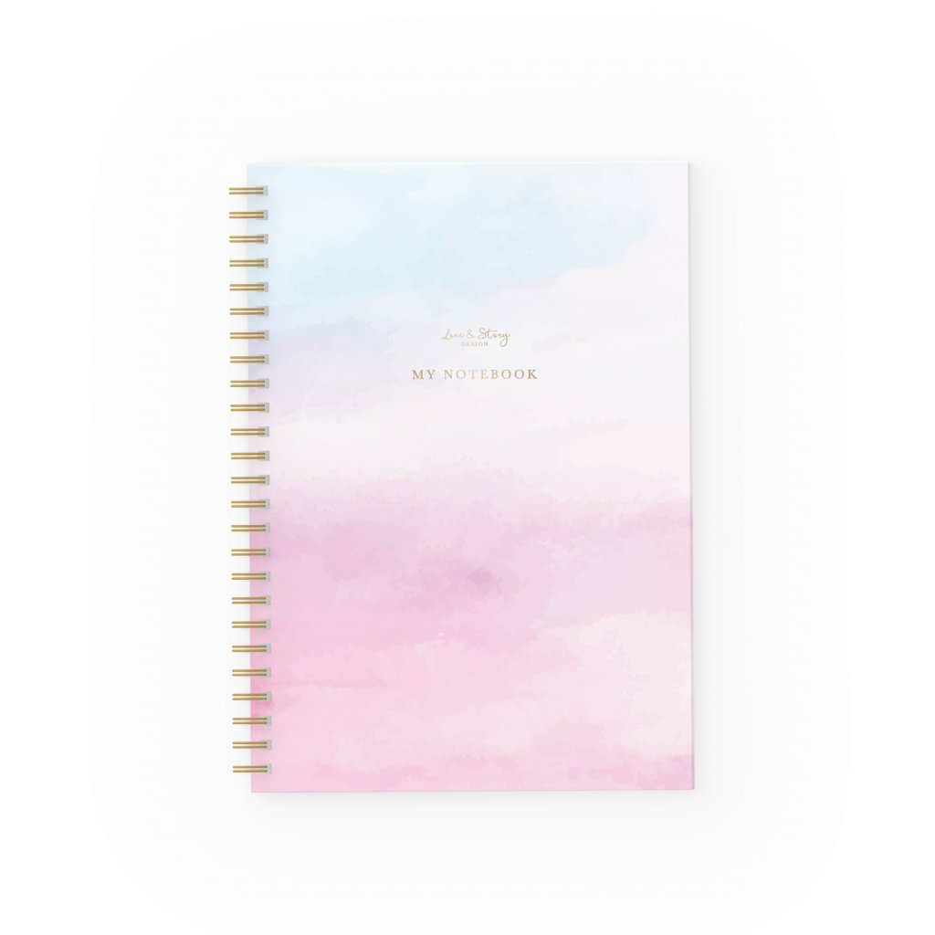 Zápisník Marshmallow