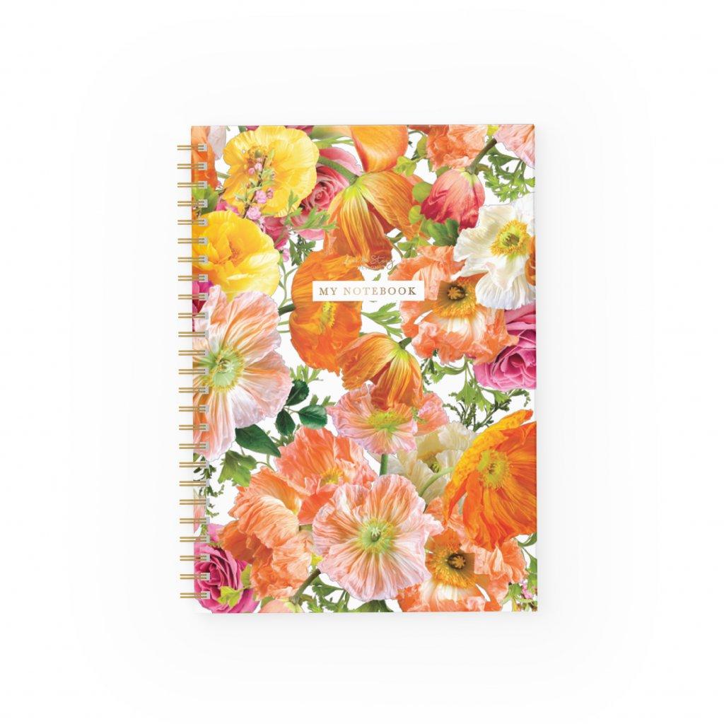 Zápisník Poppies