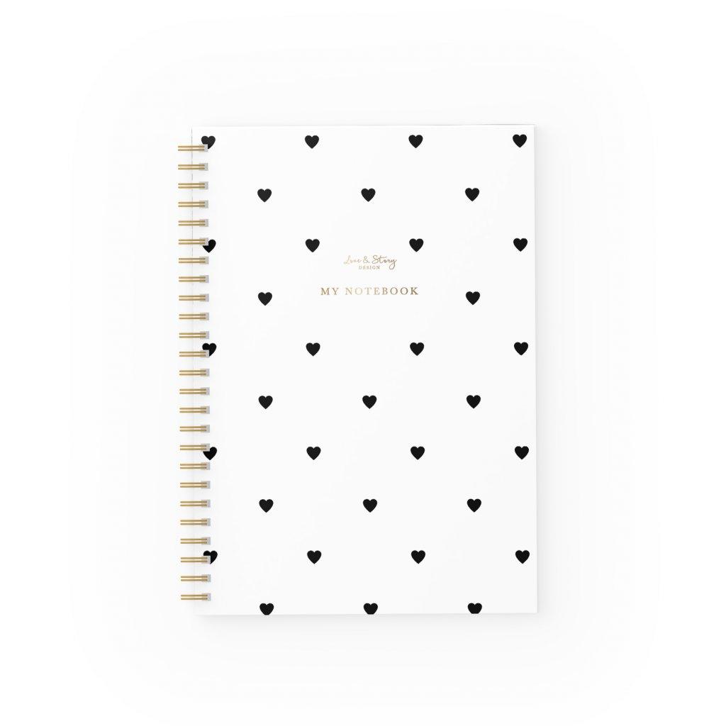 Zápisník Hearts