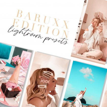 Lightroom Presets Baruxx Edition