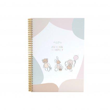 Zápisník pro maminky Joy