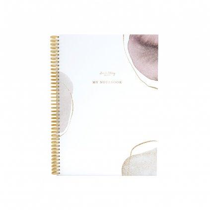 Zápisník Crystal