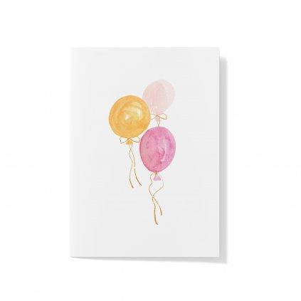 Přání Balloon