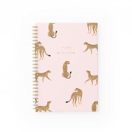 Zápisník Cheetah