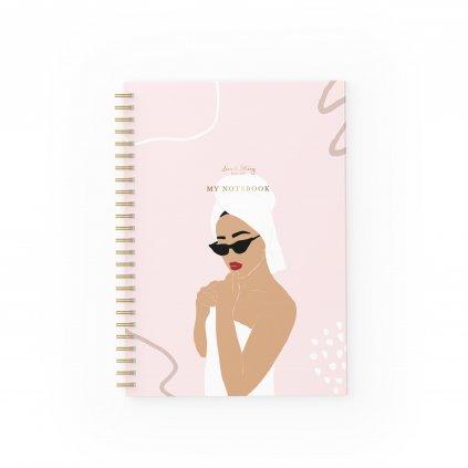 Zápisník Relax