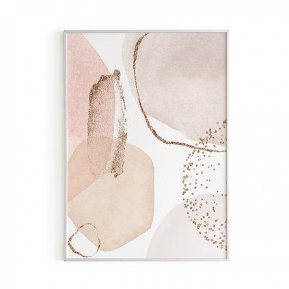 Plakát Blush Pink
