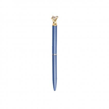Propiska Blue Small Diamond