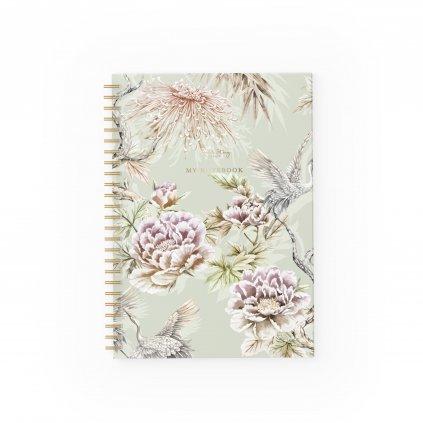 Zápisník Elegant