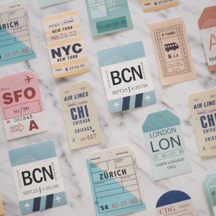 Cestovní známky