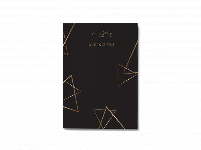 Zápisník Triangle