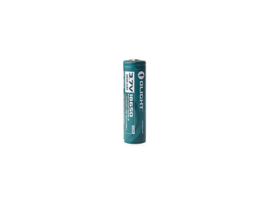 Batéria OLIGHT 18650 - nabíjateľná 2600 mAh 3,7V