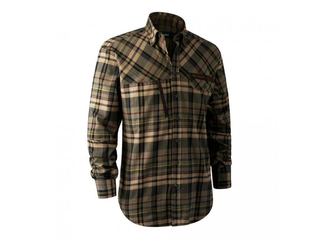 DEERHUNTER Reece Shirt | poľovnícka košeľa