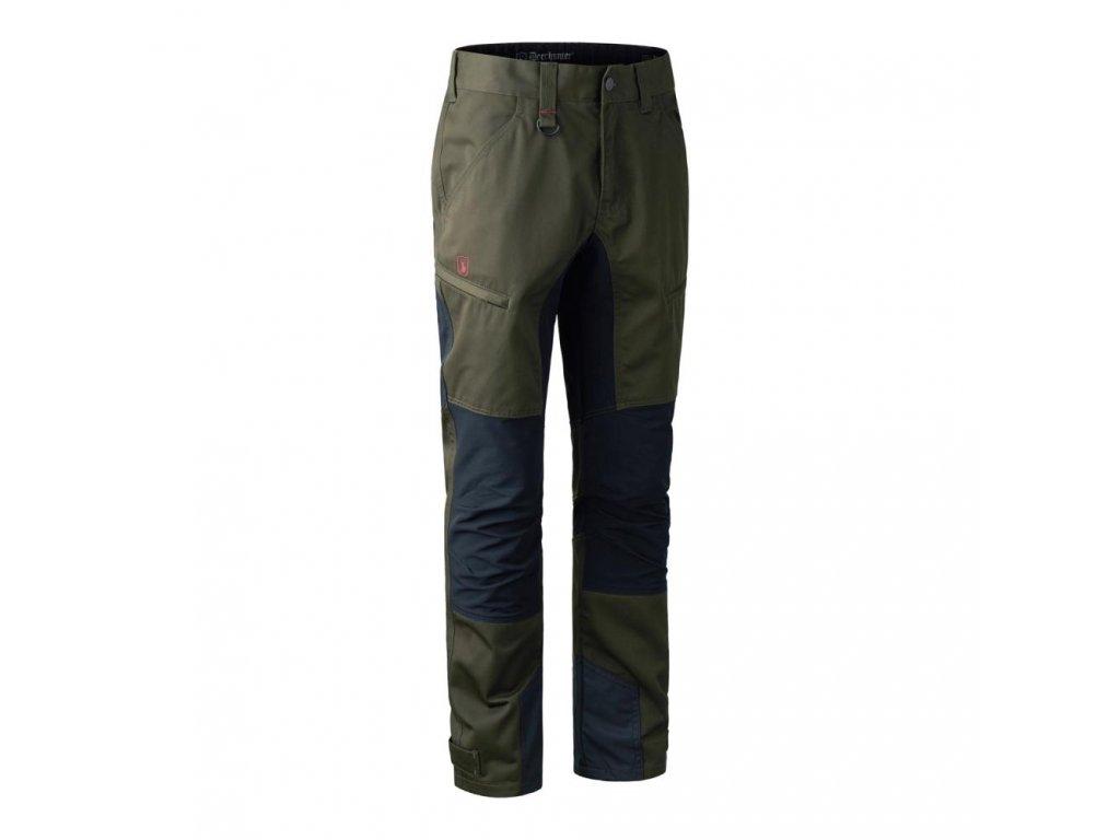 Deerhunter Rogaland Contrast Trousers Green - pánske nohavice