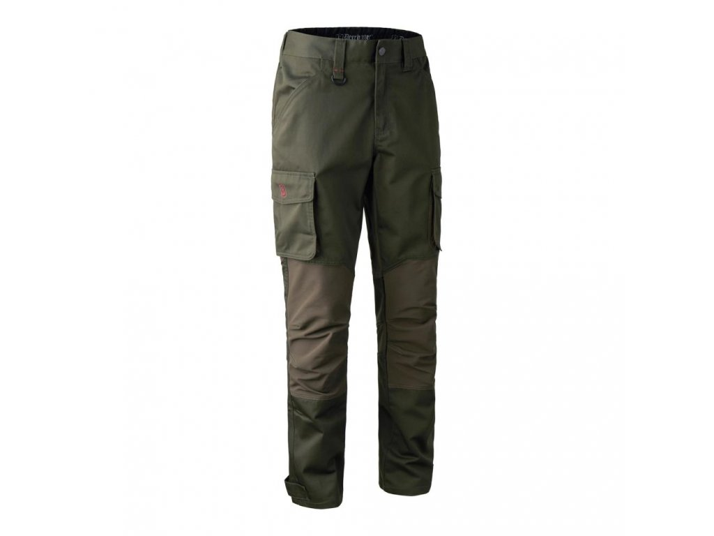 DEERHUNTER Rogaland Stretch Trousers Green | nohavice
