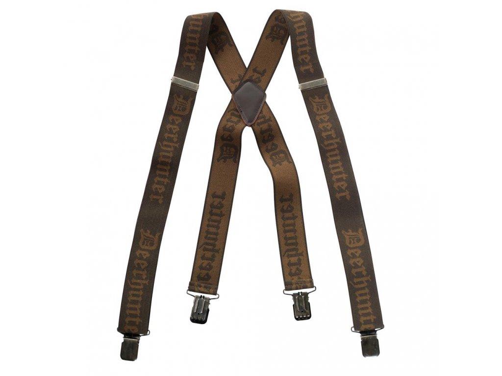 Deerhunter Braces with Clips - traky na klip