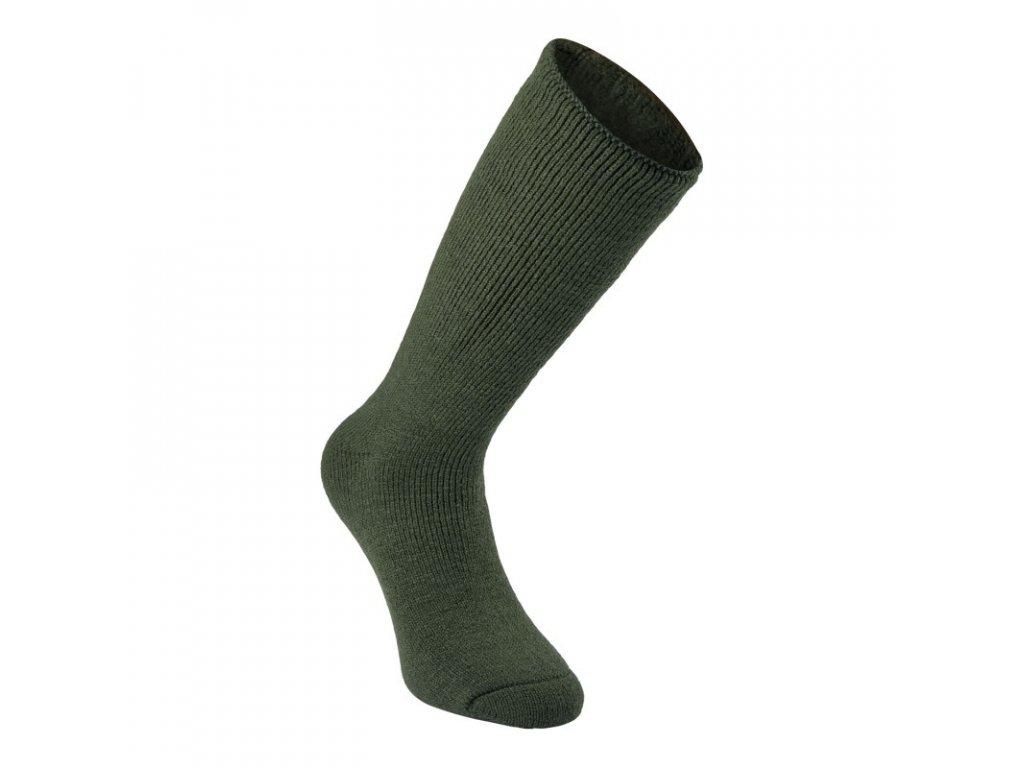 DEERHUNTER Rusky Thermal Socks 25cm | termo ponožky
