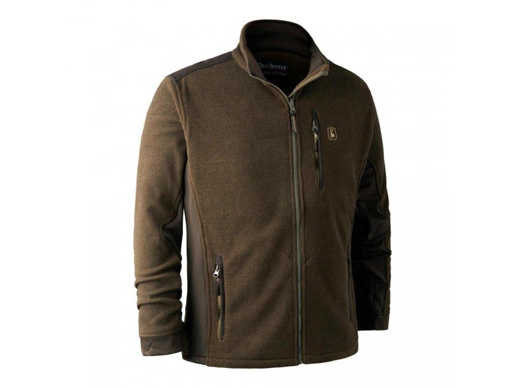 DEERHUNTER Muflon Fleece Jacket   flísová bunda