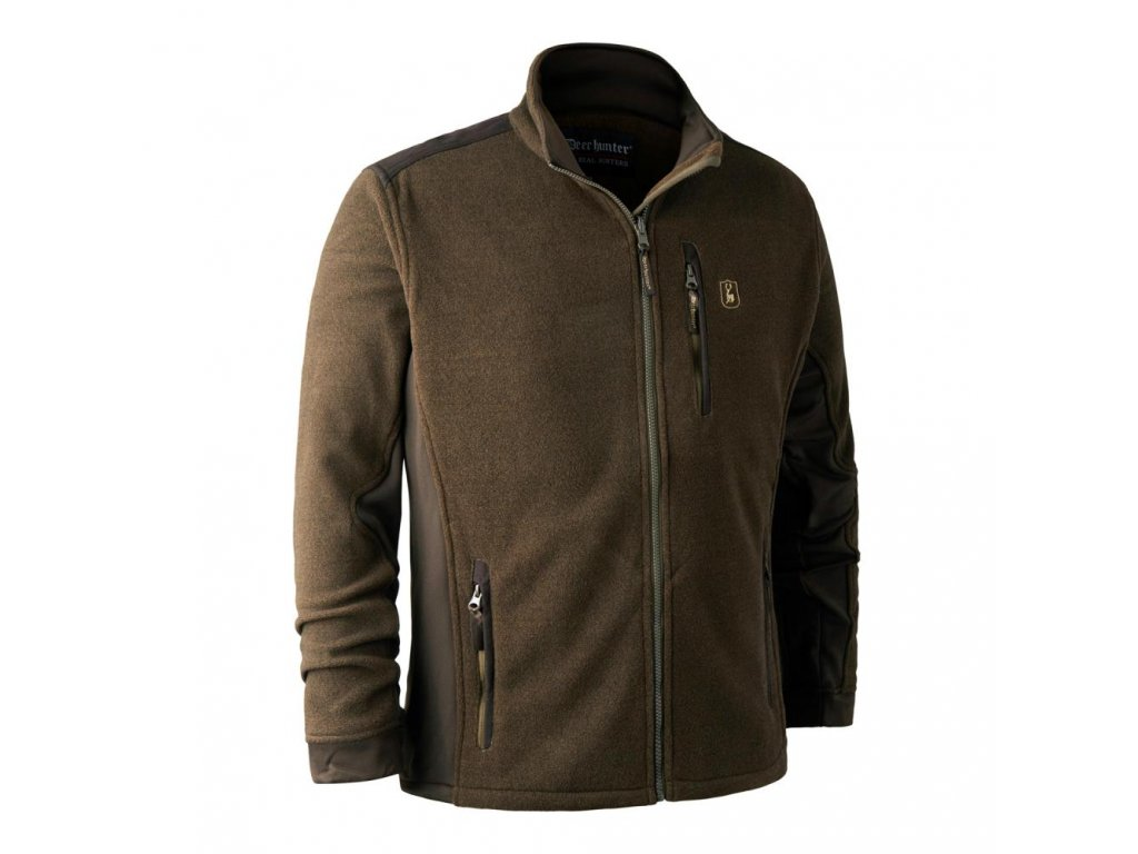 Deerhunter Muflon Zip-in Fleece Jacket - flísová bunda