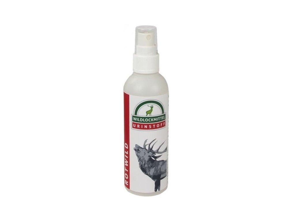 Maskovanie zápachu človeka-Syntetická moč na jeleniu zver