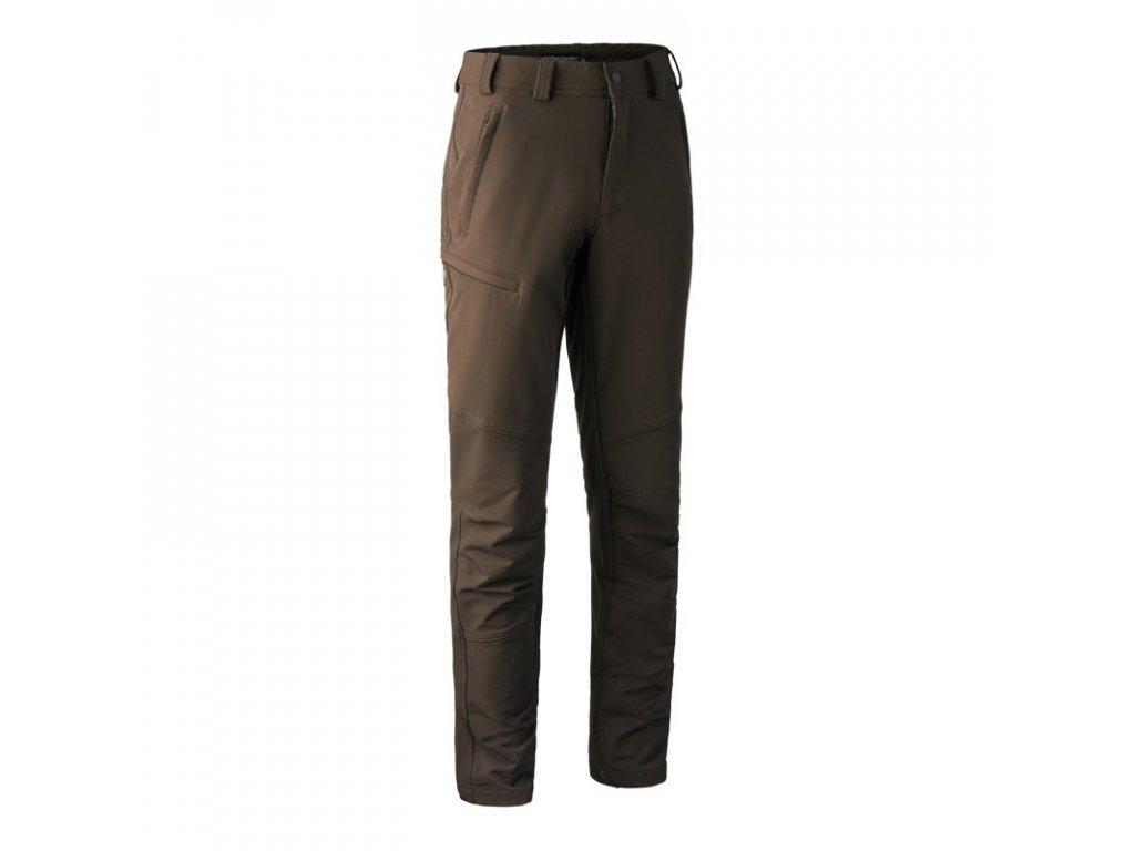 Deerhunter Strike Full Stretch Trousers Leaf - strečové nohavice
