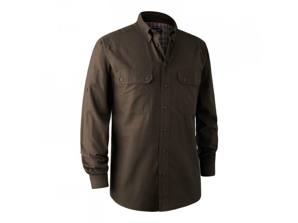 Deerhunter Reyburn Bamboo Shirt - funkčná košeľa