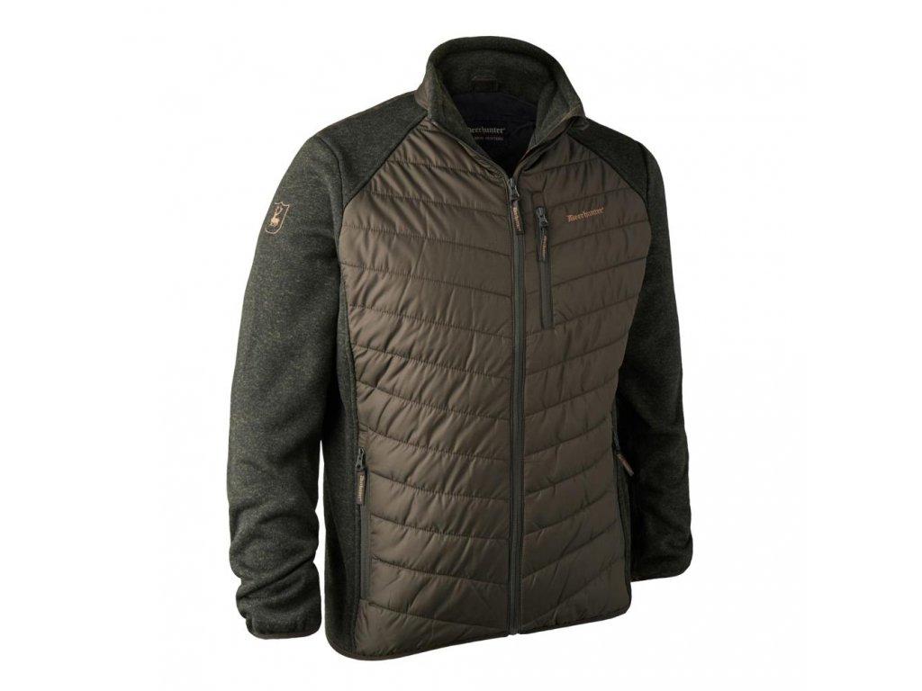 DEERHUNTER Moor Padded Jacket w. Knit | bunda