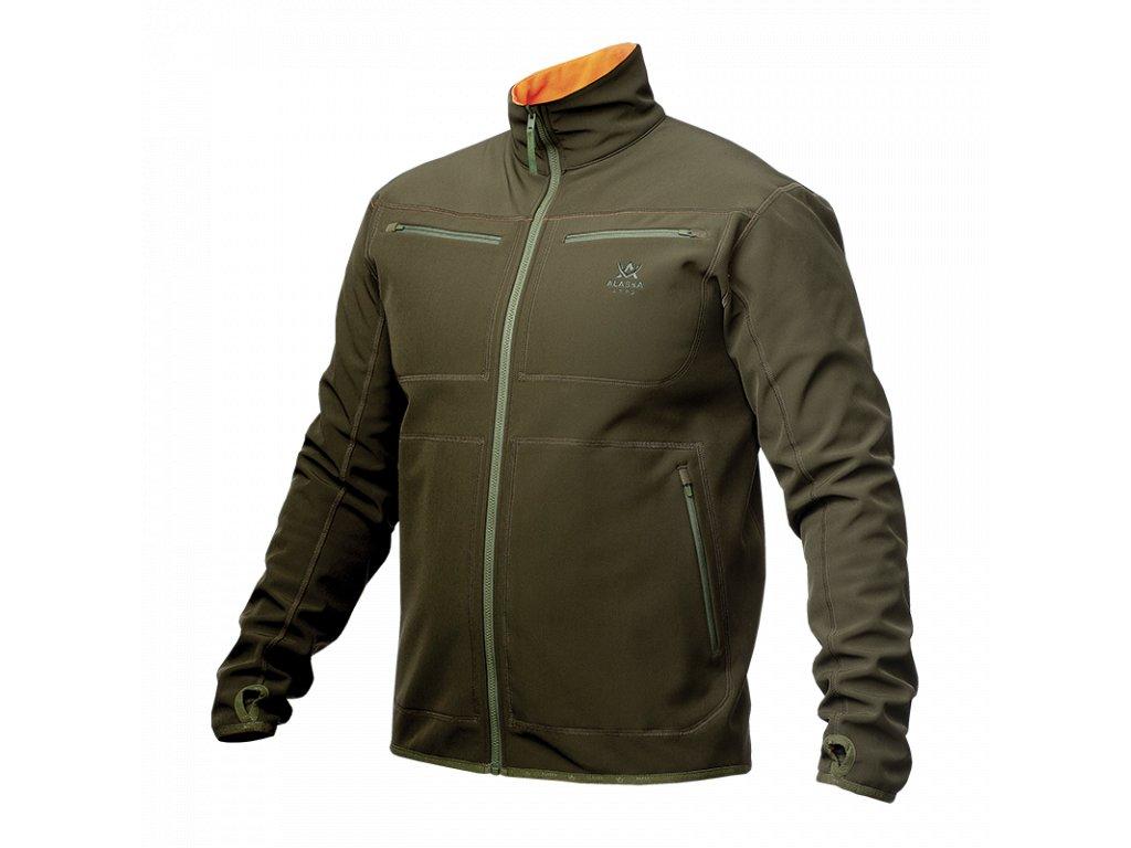 men kodiak jacket green