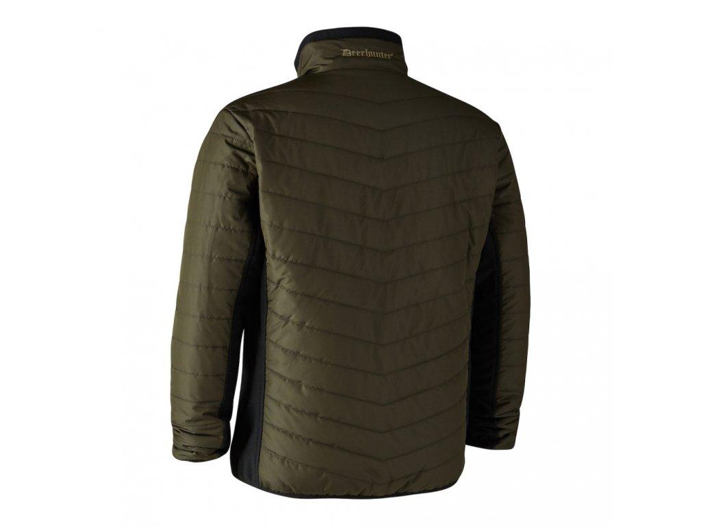 DEERHUNTER Moor Padded Jacket w. Softshell | bunda