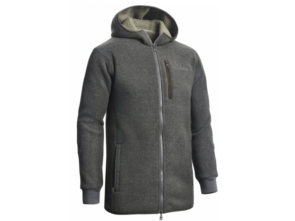 chevalier milestone fleece hoodie mikina gr