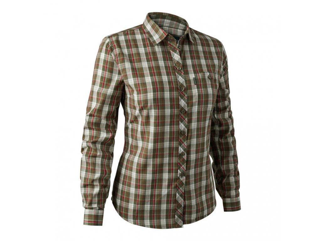 DEERHUNTER Lady Claire Shirt - dámska košeľa