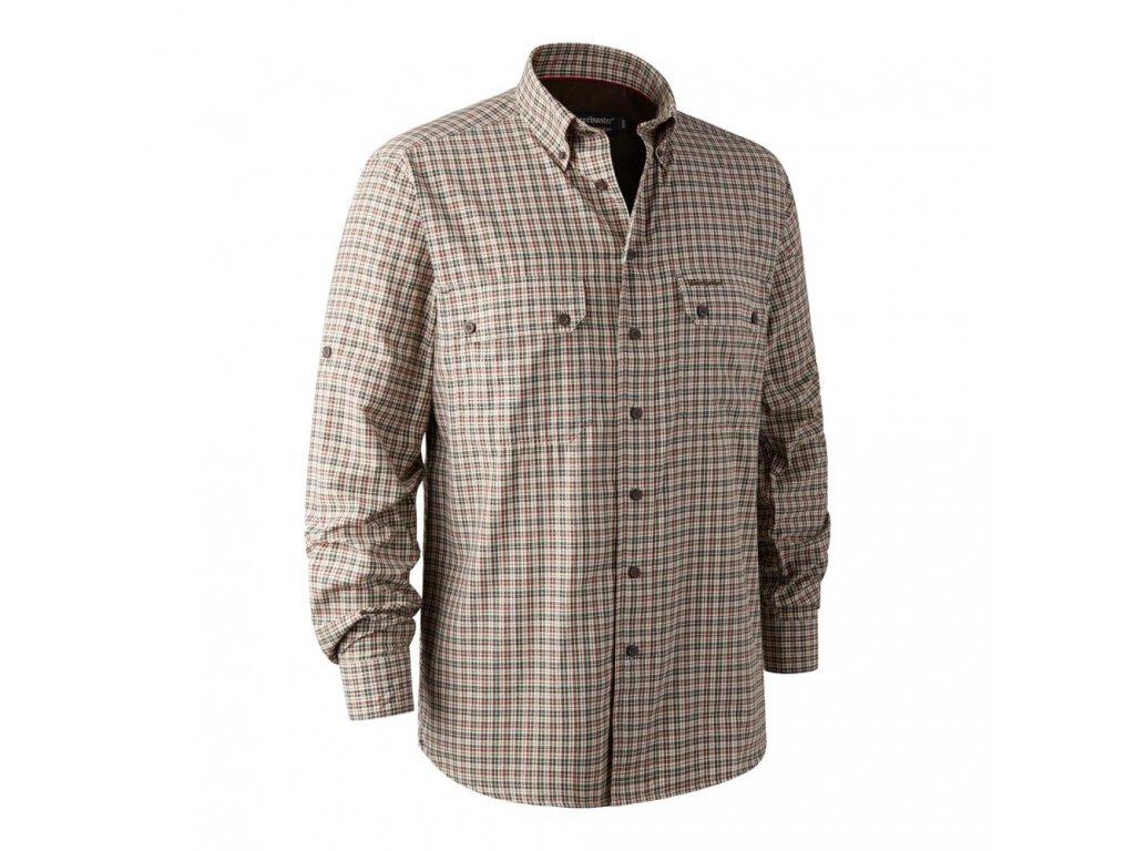 DEERHUNTER Ridley Shirt Bamboo | funkčná košeľa