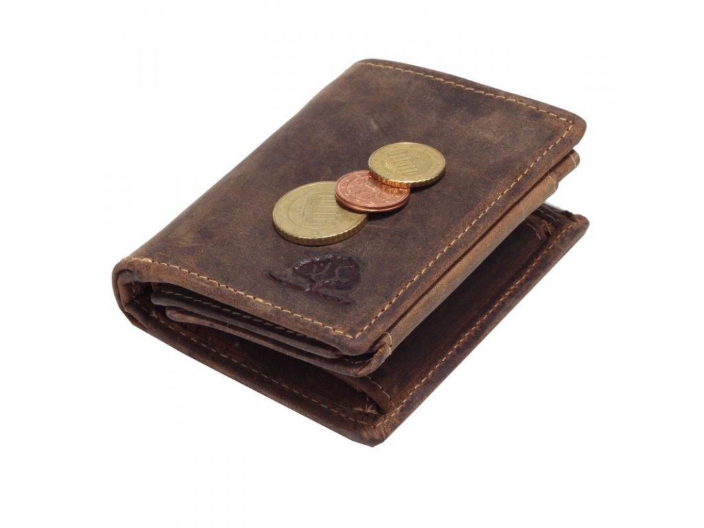 GREENBURRY 1813 - kožená peňaženka