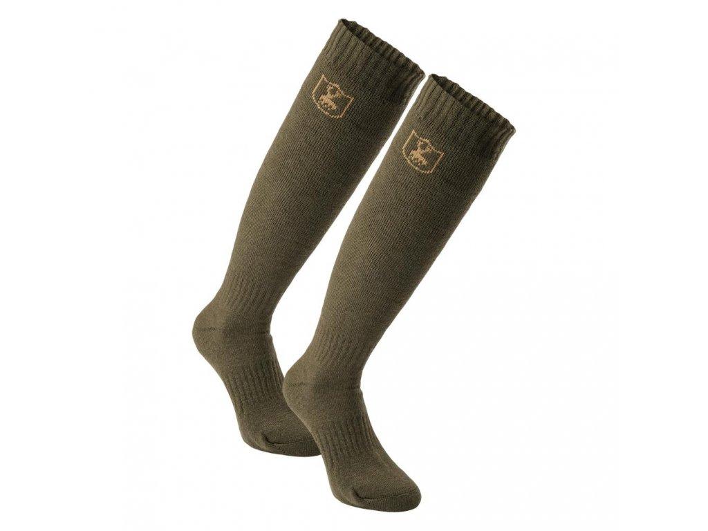 DEERHUNTER 2-Pack Wool Socks Long | ponožky dvojbalenie