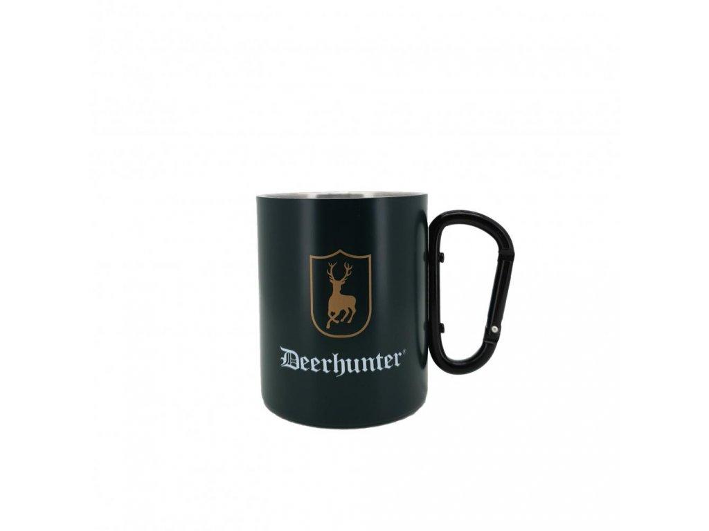 DEERHUNTER Cup w. Hook | hrnček s karabínou