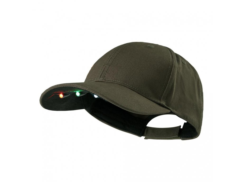 DEERHUNTER Cap with LED Light | šiltovka so svetlom