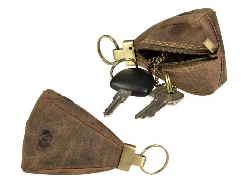 GREENBURRY 1827 - púzdro na kľúče