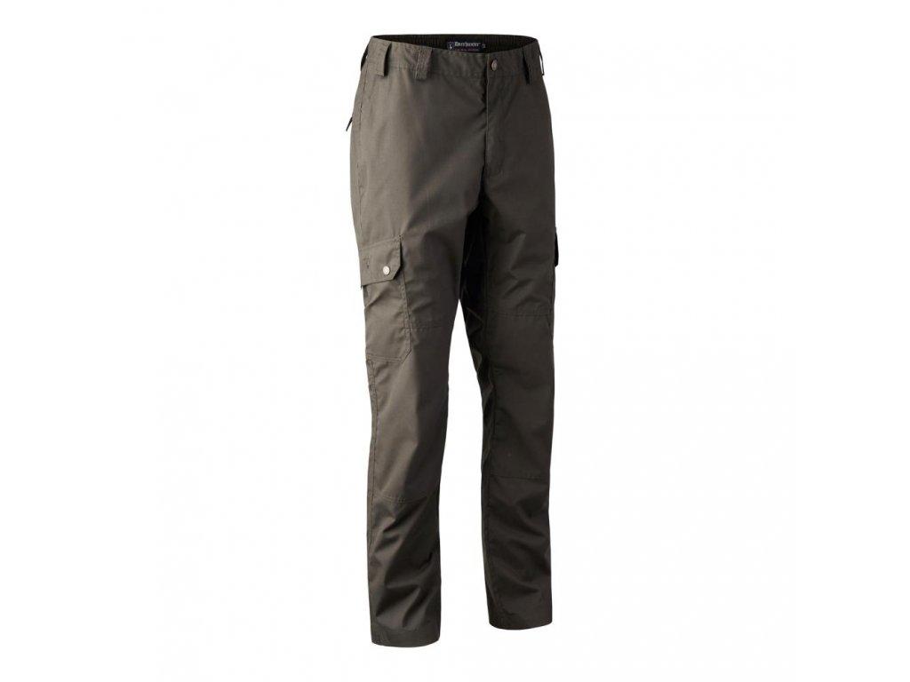 DEERHUNTER Lofoten Trousers Green | nohavice