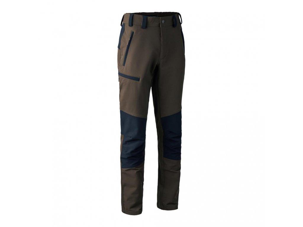 DEERHUNTER Strike Full Stretch Contrast Trousers | celostrečové nohavice