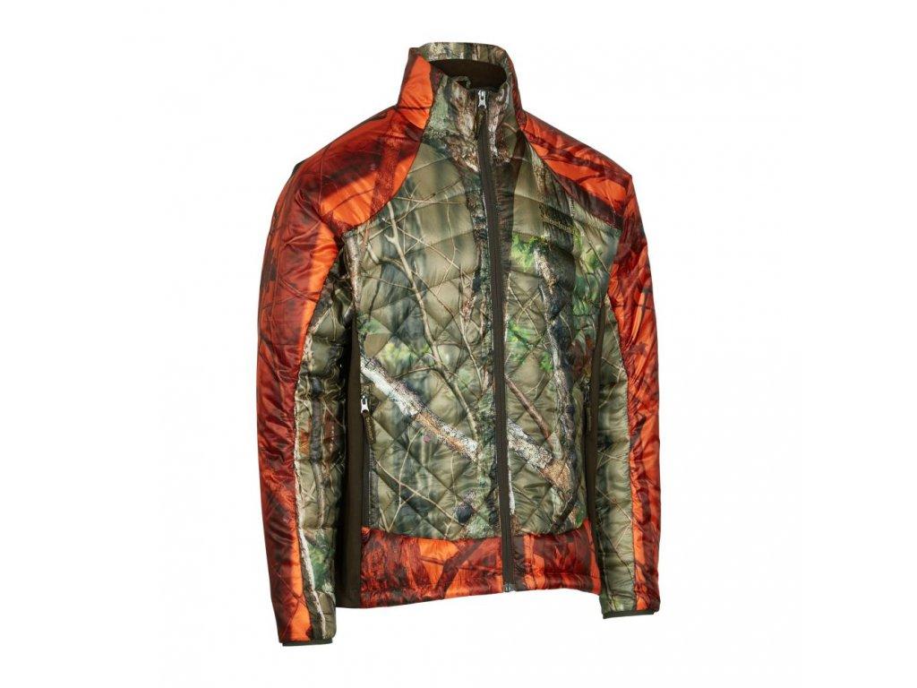 DEERHUNTER Cumberland Quilted Blaze Jacket | bunda