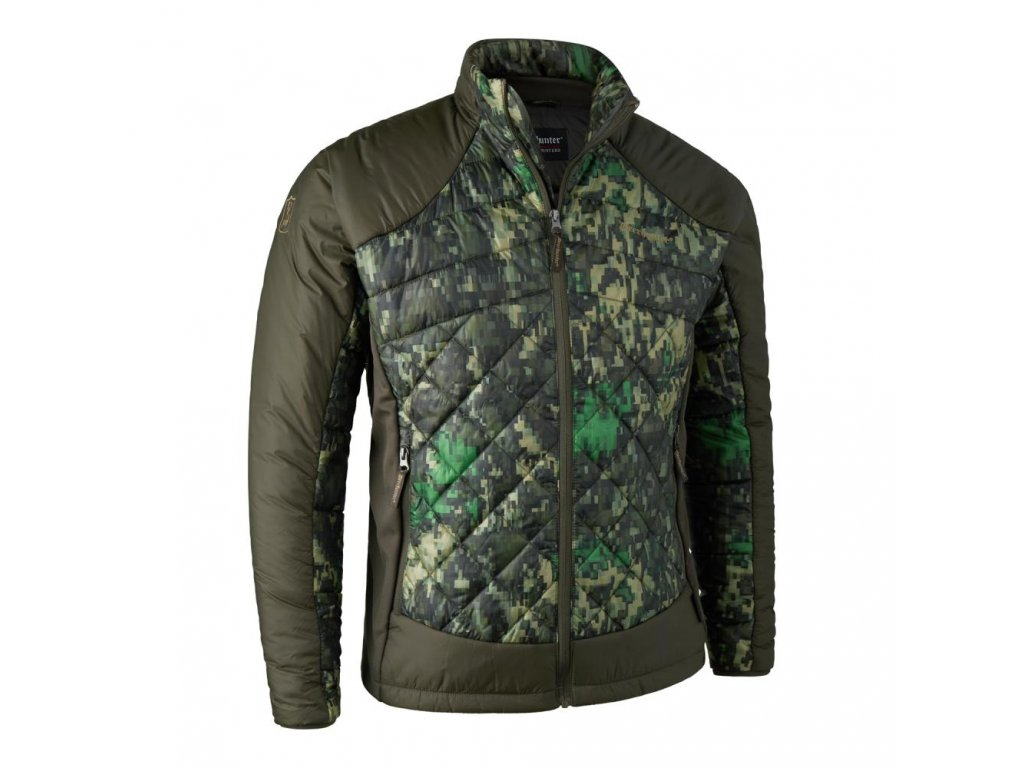 DEERHUNTER Cumberland IN-EQ Quilted Jacket | bunda