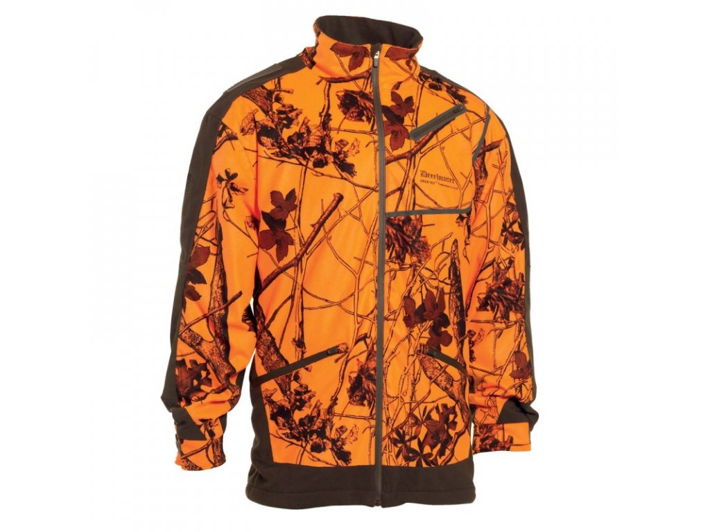 DEERHUNTER Cumberland ACT Blaze Jacket | signálna bunda