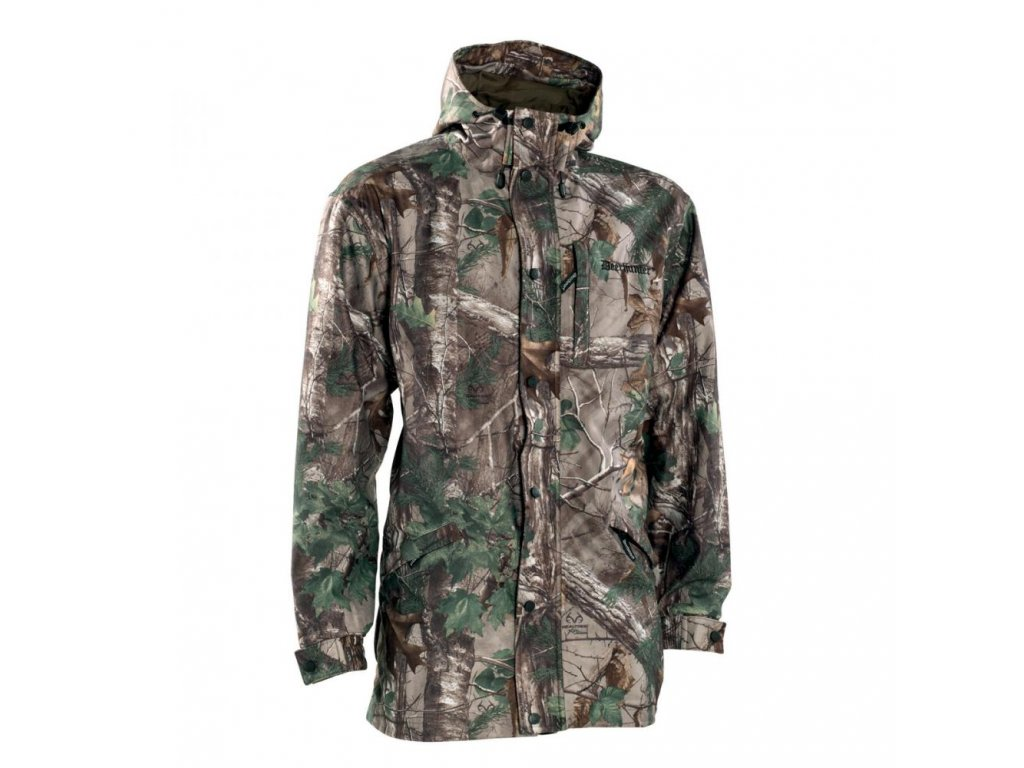 DEERHUNTER Avanti Xtra Green Jacket   kamuflážna bunda