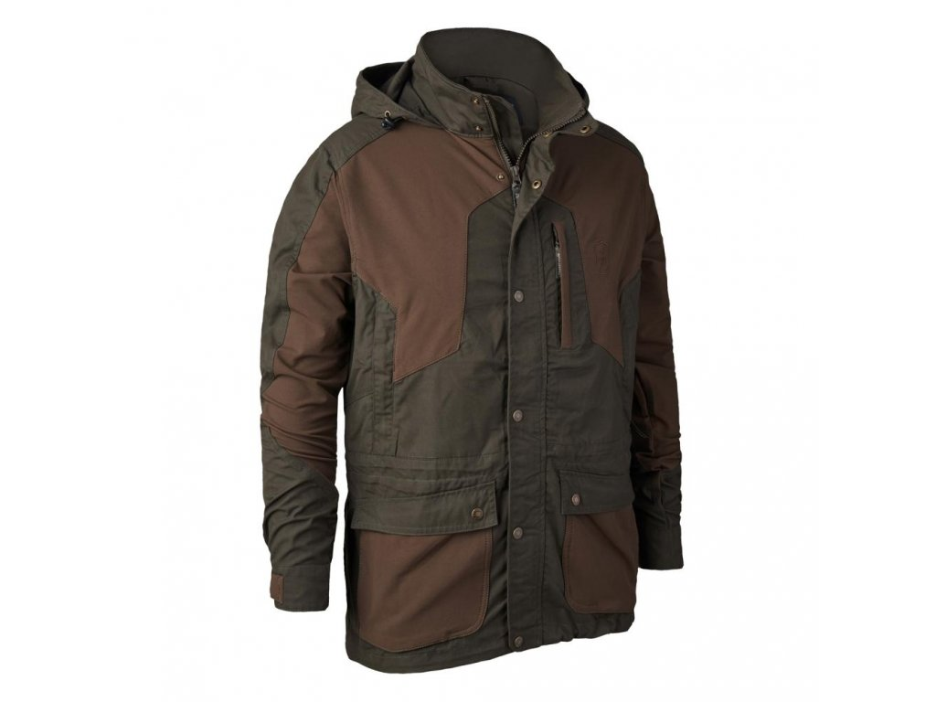 DEERHUNTER Strike Jacket Long | strečová bunda