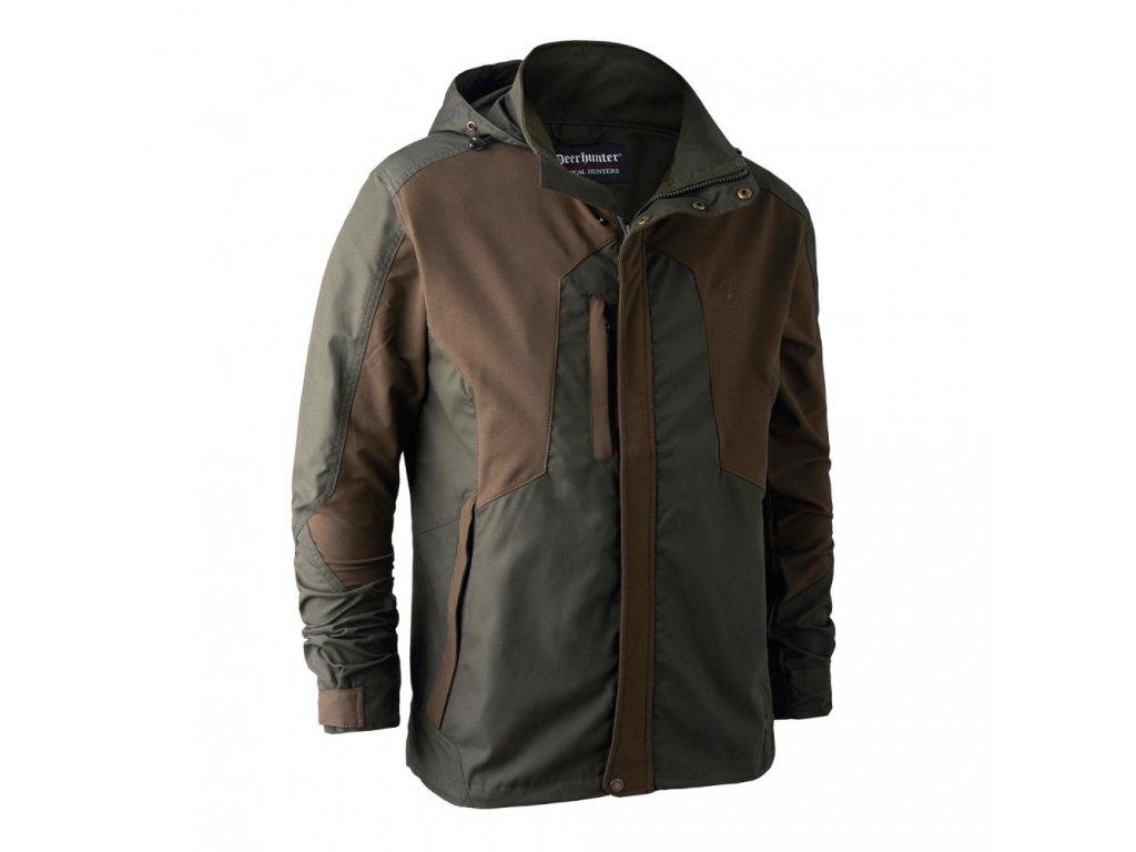 DEERHUNTER Strike Jacket Green | strečová bunda