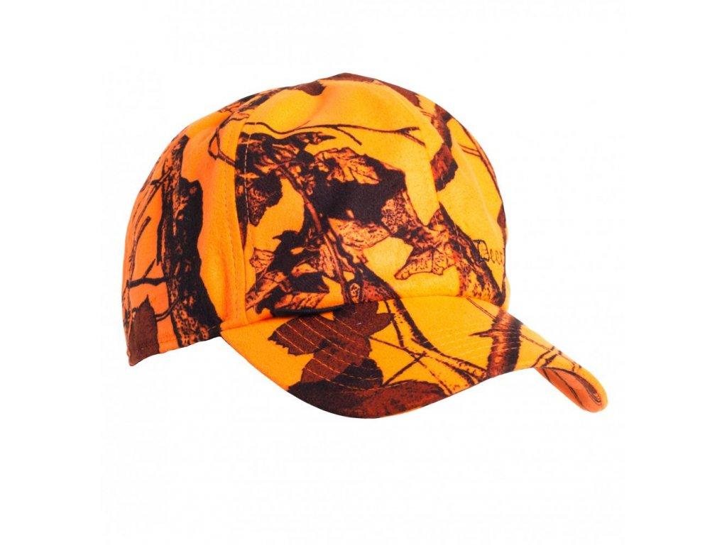 DEERHUNTER Cumberland Neck Cover Blaze Cap   poľovnícka šiltovka