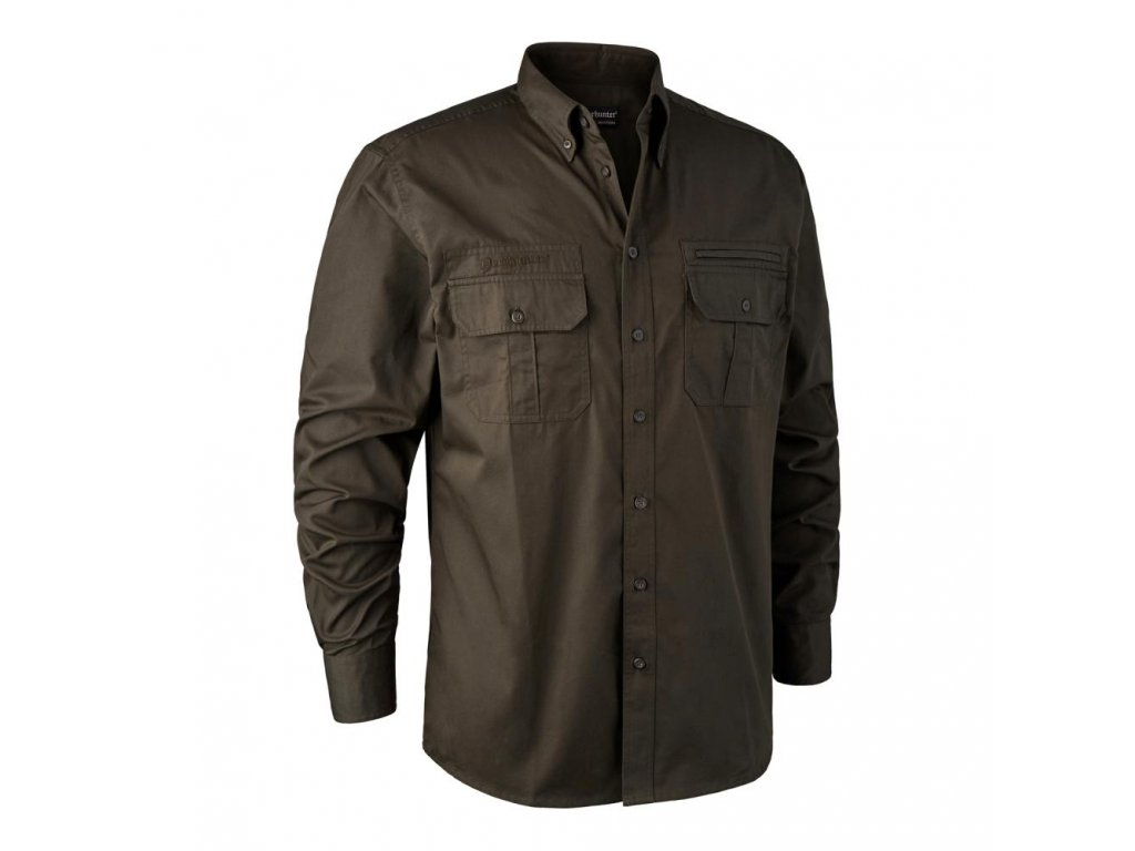DEERHUNTER Caribou Hunting Shirt | poľovnícka košeľa