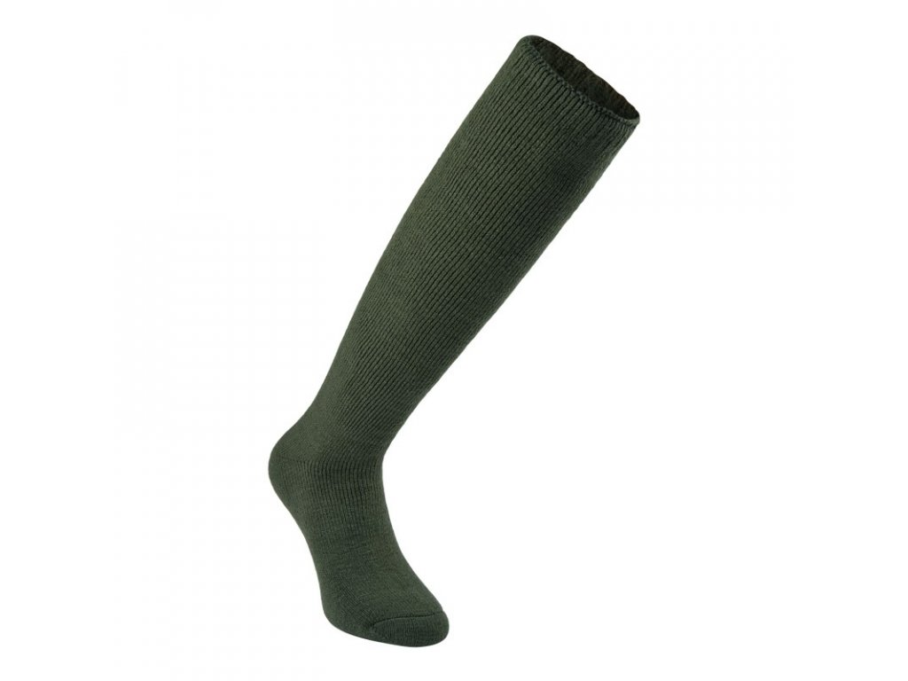 DEERHUNTER Rusky Thermal Socks 45cm | termo podkolienky