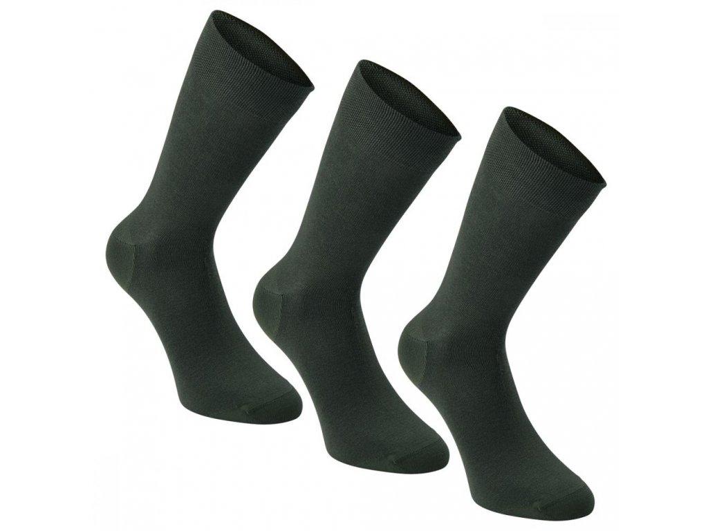 DEERHUNTER 3-pack Bamboo Sock | ponožky trojbalenie